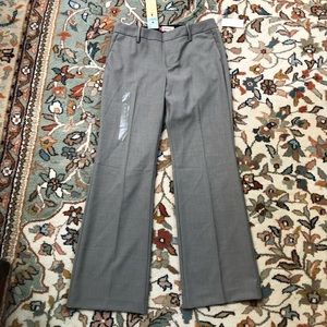 Gap Straight Fit Favorite Trouser 4 Ankle Khaki